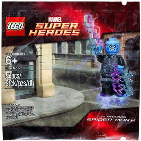 LEGO, Marvel Super Heroes, The Amazing Spider-Man 2 Movie, Electro