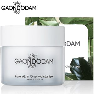 [AMOREPACIFIC] Facial Moisturizer Cream with Shea Butter and Coconut Oil, Advanced Daily Moisturizing for Face and Neck, EWG Verified, GAONDODAM (100 ml | 3.38 fl.oz.)