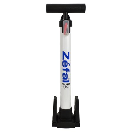 Zefal Bicycle Smart Pump (80 PSI, Schrader and Presta