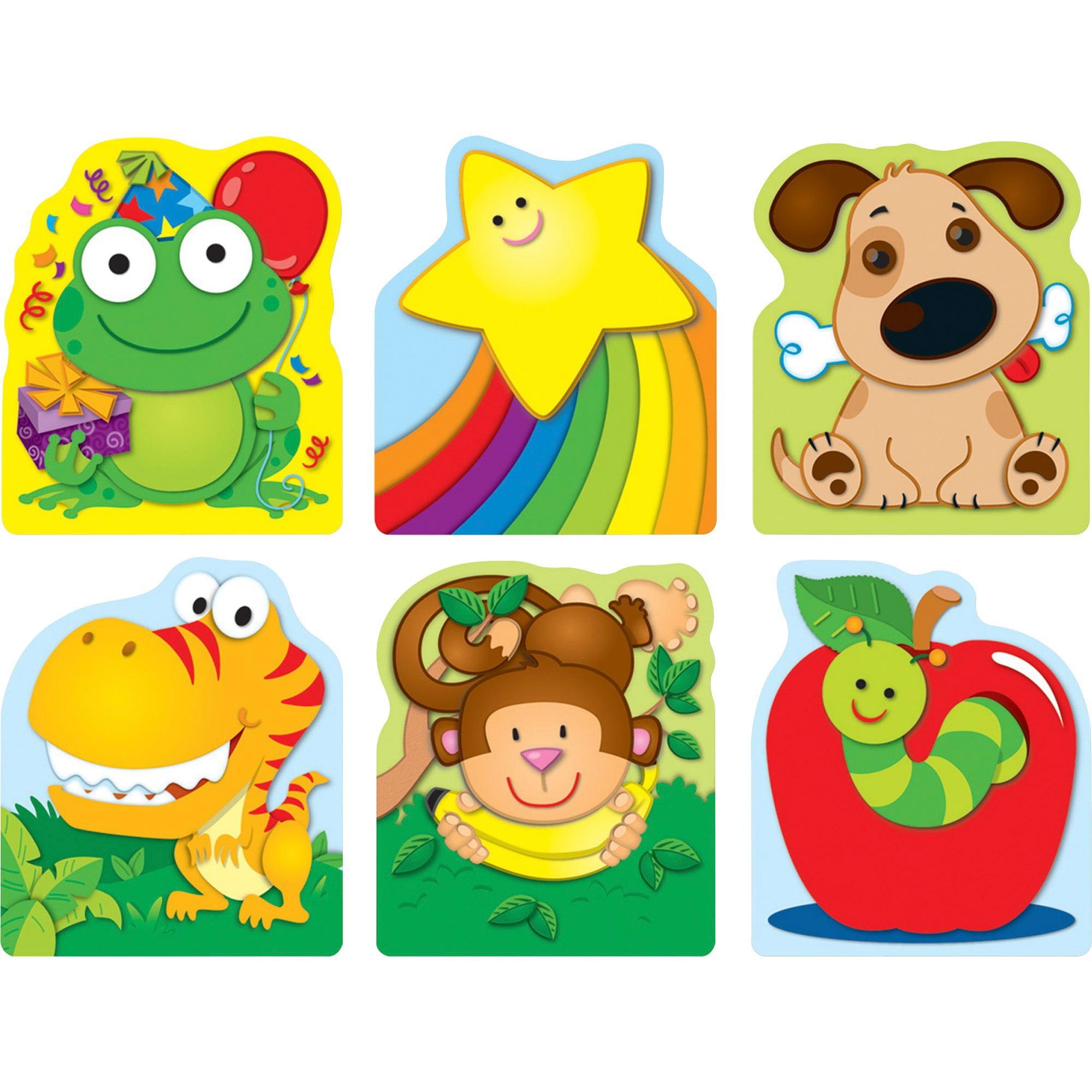Carson-Dellosa, CDP144526, Prize Bookmark set, 6   Pack, Multicolor by Carson-Dellosa Publishing Co., Inc