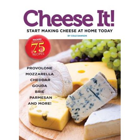 Cheese It! : Start Making Cheese at Home (Making Ricotta Cheese)