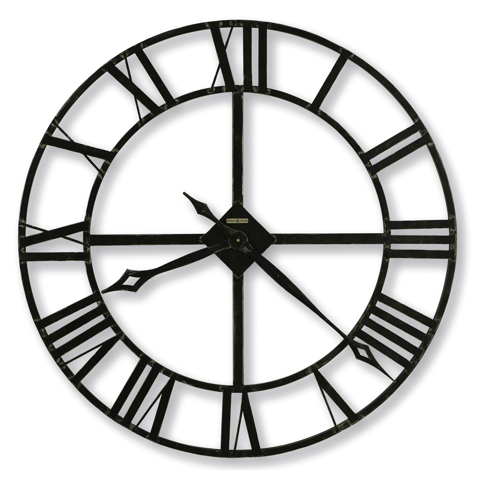 Howard Miller 625-423 Lacy II 14 in. Wall Clock by Howard Miller