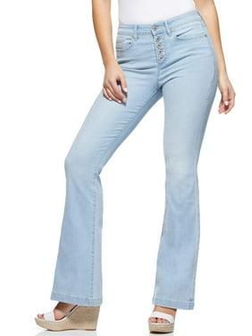 Sofia Jeans by Sofia Vergara Melisa Flare High Rise Stretch Jeans, Women's
