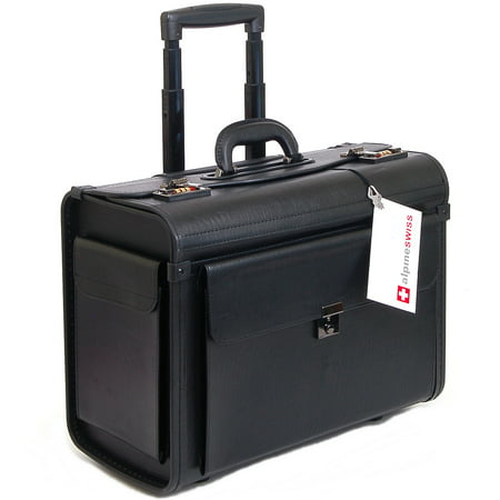 Victorinox Black Briefcase (AlpineSwiss 19