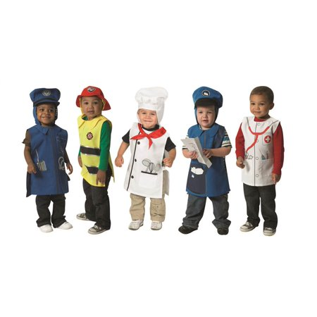 Community Helper Tunics - Set of 5](Community Halloween Party)