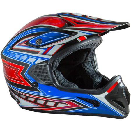 Off Road Mach1 Helmet, Large