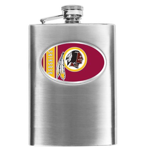 NFL - Men's Washington Redskins Hip Flask