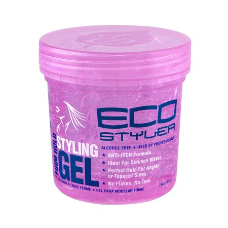 Eco Styler Firm 7 Hold Styling Gel 16 0 Oz Walmart Com