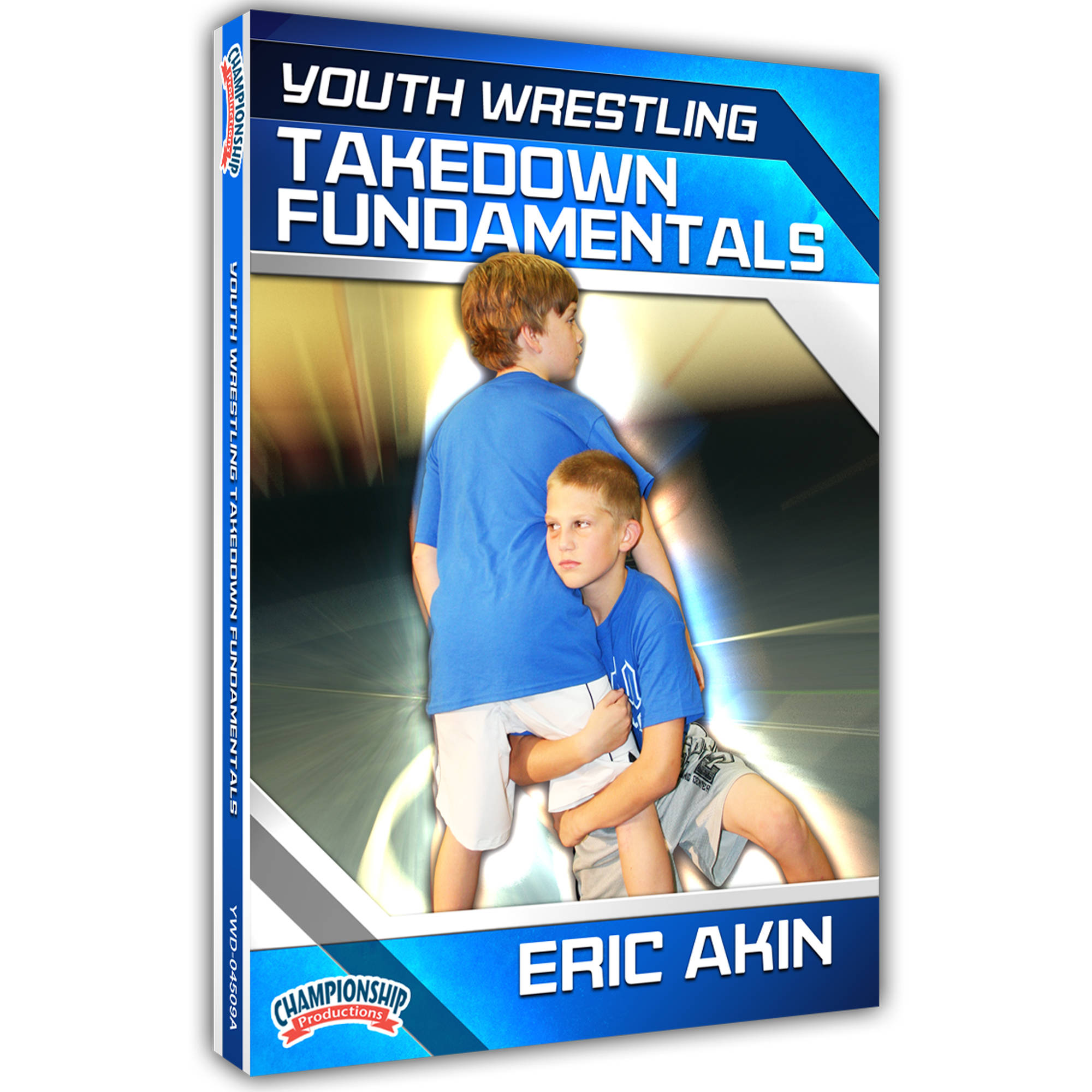 Youth Wrestling: Takedown Fundamentals DVD