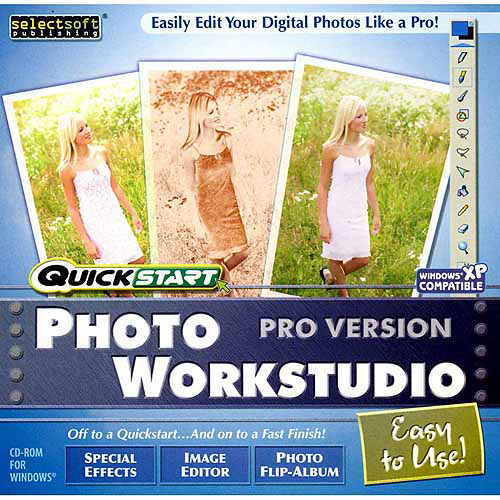 Selectsoft Quickstart: Photo WorkStudio Pro (Digital Code)