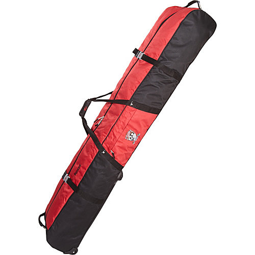Marker Wheeling Ski/Snowboard Hauler Bag