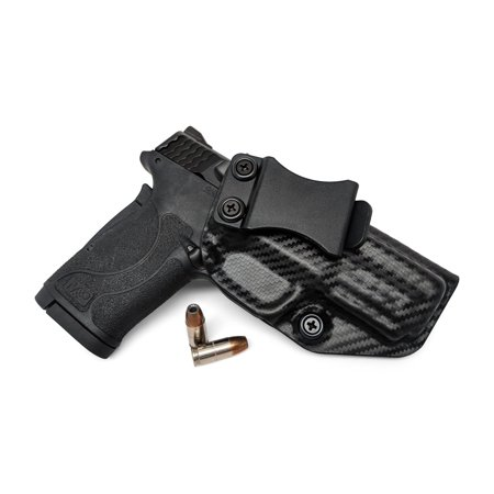 Concealment Express: Smith & Wesson M&P 380 SHIELD EZ KYDEX IWB Gun