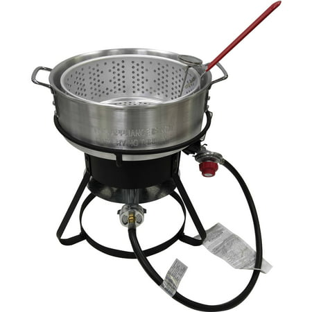 10 Qt Fish Fryer Walmart Com