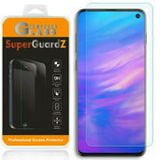 [3-Pack] For Samsung Galaxy S10e [NOT For Samsung S10] SuperGuardZ Tempered Glass Screen Protector, 9H, Anti-Scratch, Anti-Bubble, Anti-Fingerprint