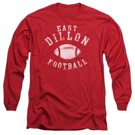 Friday Night Lights - East Dillon Football - Long Sleeve Shirt - Medium
