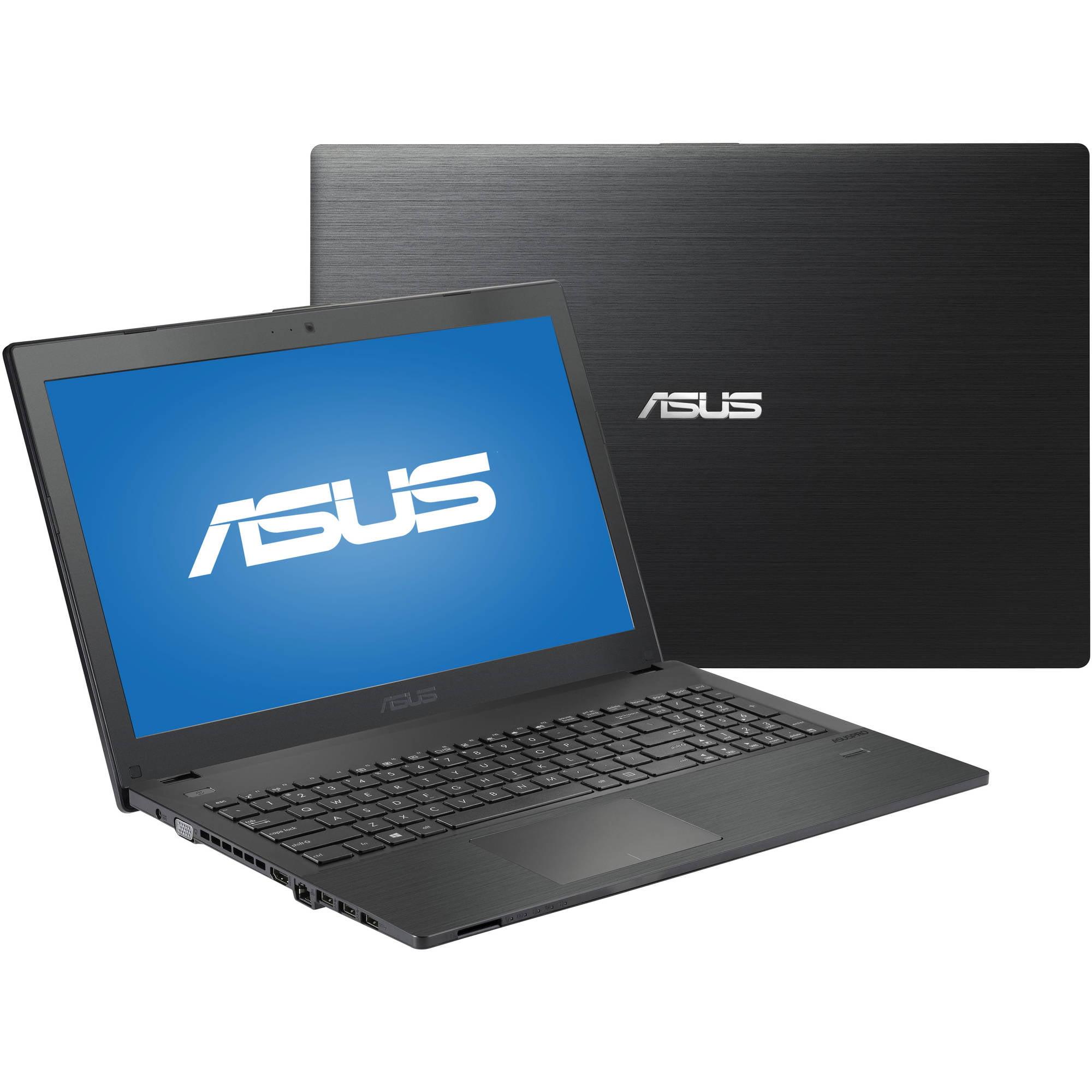 "Asus P2520LAXH31 15.6"" Laptop, Windows 7 Professional, In..."