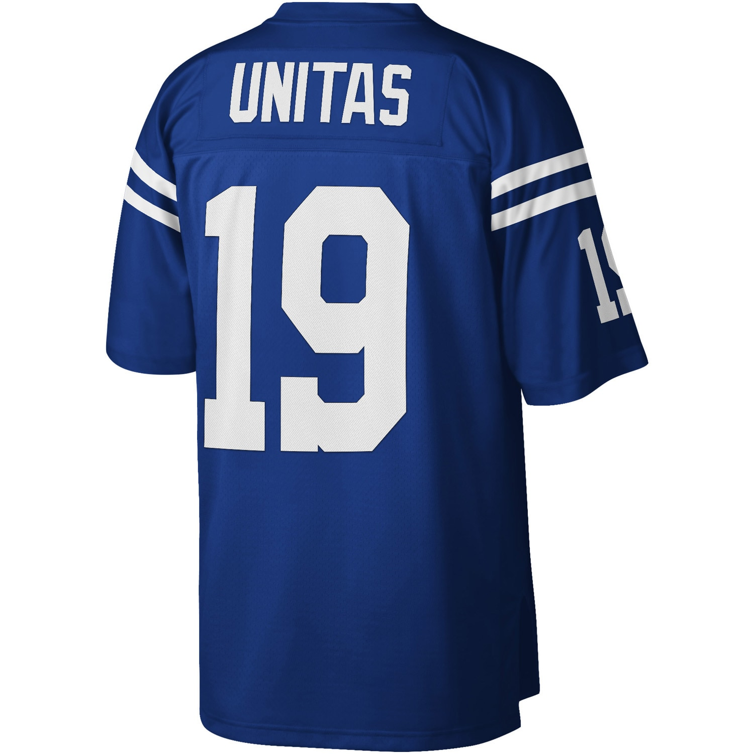 Johnny Unitas Baltimore Colts Mitchell & Ness Legacy Replica Jersey - Royal