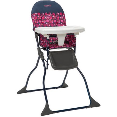 Cosco Simple Fold High Chair  Geo Floral