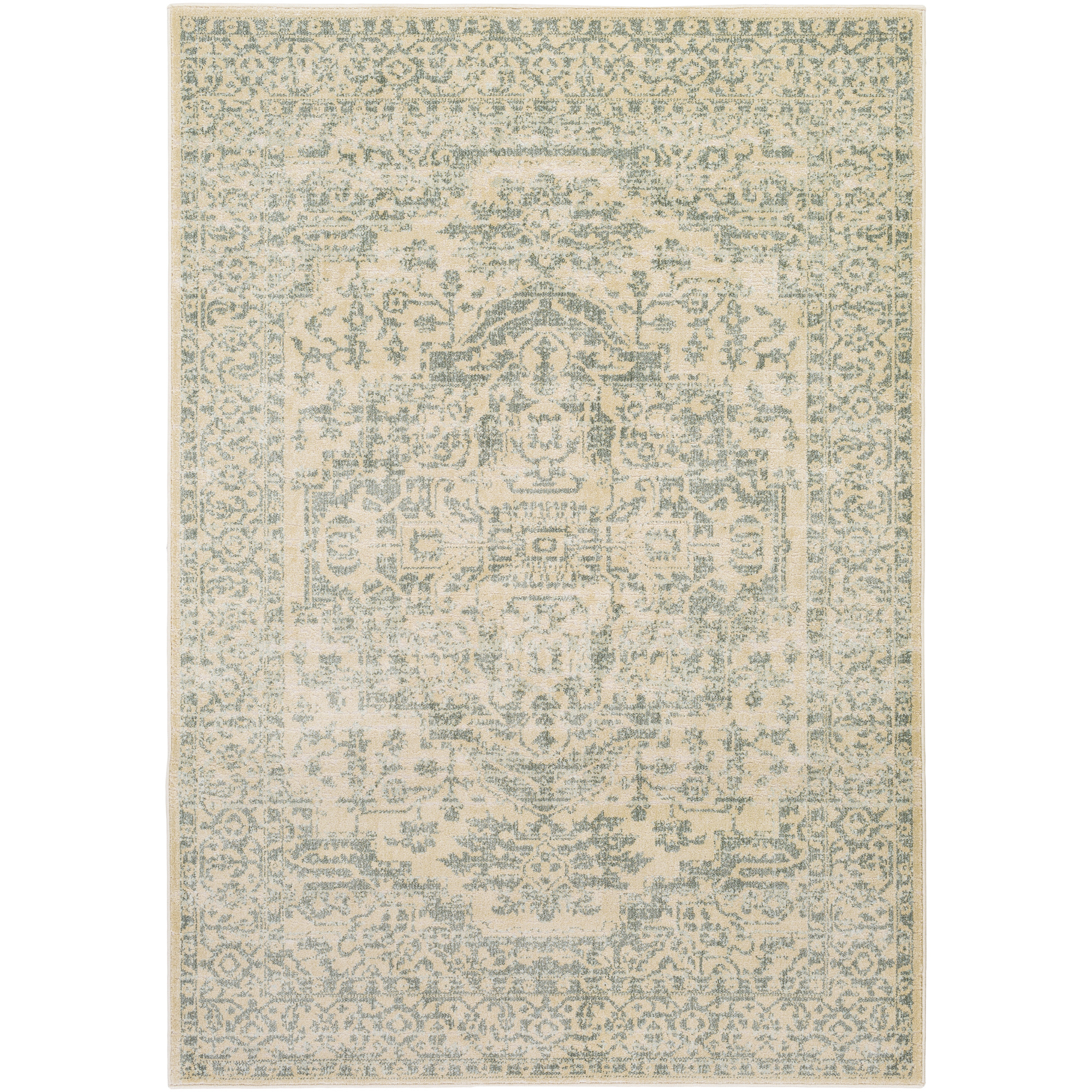 "Art of Knot Othela 5'3"" x 7'3"" Rectangular Area Rug"