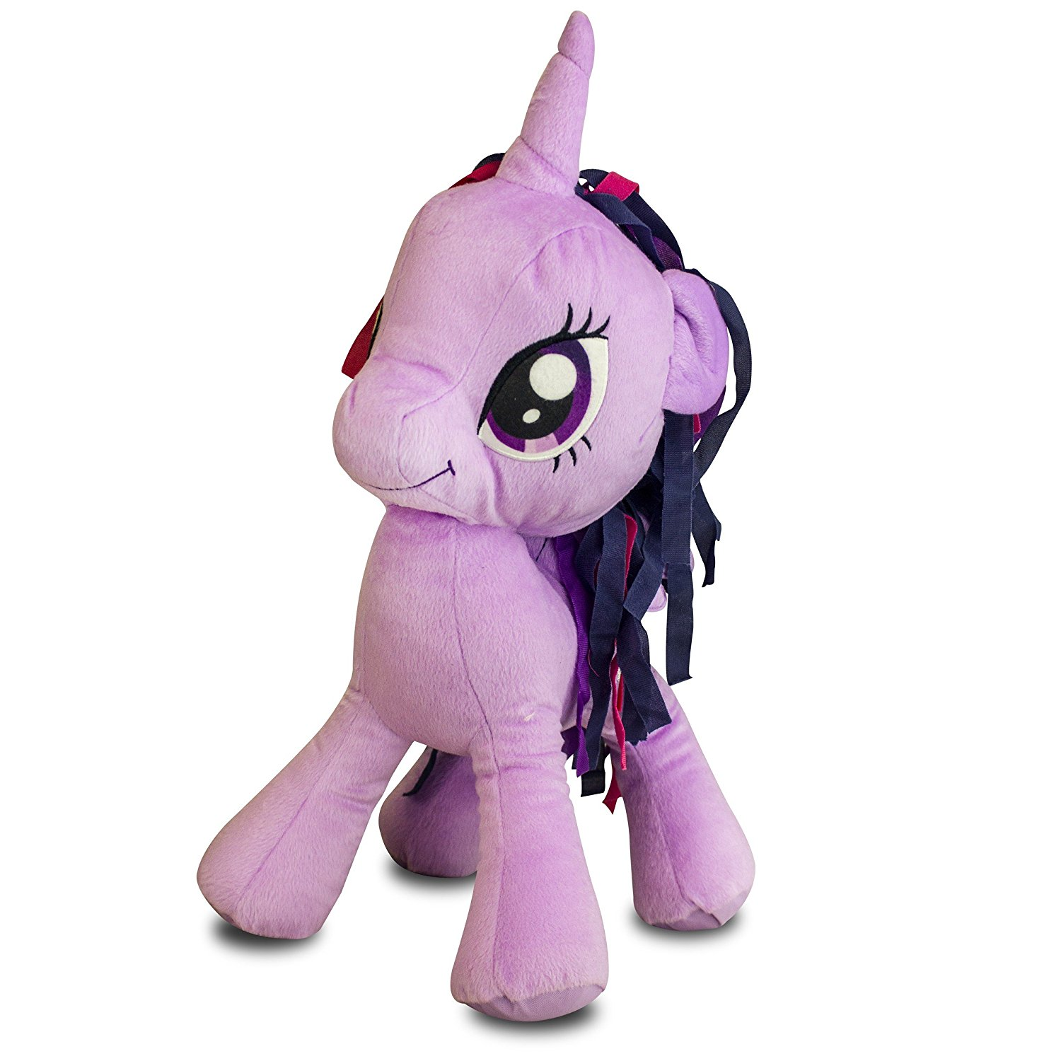 My Little Pony Sparkle Plush 16in Pillow, Soft and Cuddly By O3 Ship from US