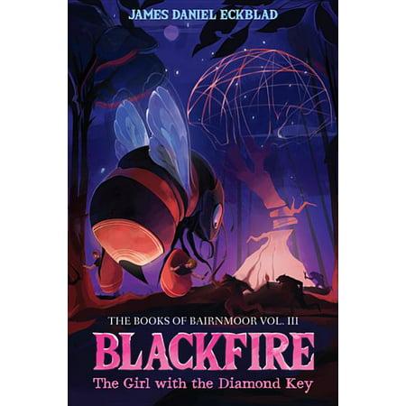 Blackfire: The Girl with the Diamond Key (Paperback)