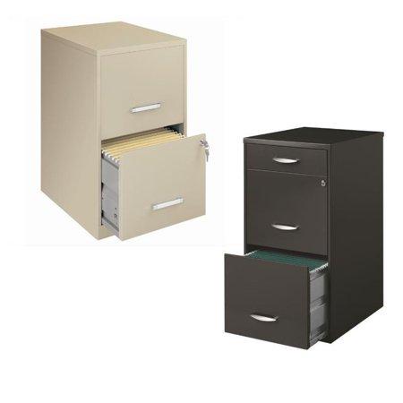 2 Drawer Letter File Cabinet