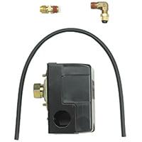 Wayne 66033-WYN1 Jet Pump Pressure Switch, 30 - 50 psi Jet Pump Switch