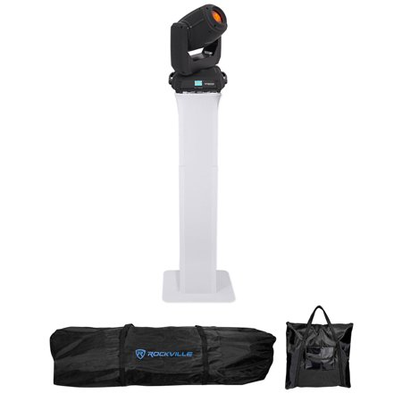 Chauvet DJ Intimidator Spot 375Z IRC DMX Moving Head + Adjustable Totem (Sport Adjustable Stand)