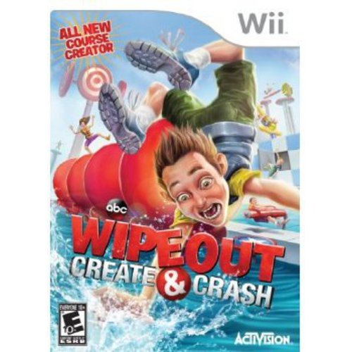 Wipeout: Create & Crash (Wii)