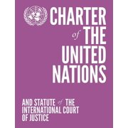 Charter of the United Nations and Statute of the International Court of Justice (Colour Edition - Violet)