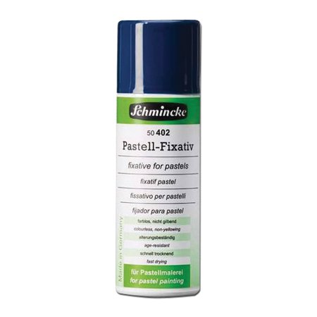 CHARTPAK, INC. 50402040 SCHMINCKE SPRAY FIXATIVE FOR PASTELS -
