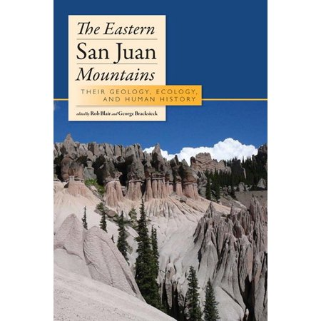 The Eastern San Juan Mountains - eBook