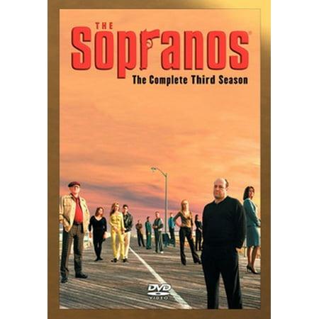 The Sopranos: The Complete Third Season (DVD) ()
