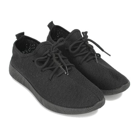 Meigar Summer Womens Casual Sport Shoes Athletic Sneakers Running Breathable Mesh Walking Flat On