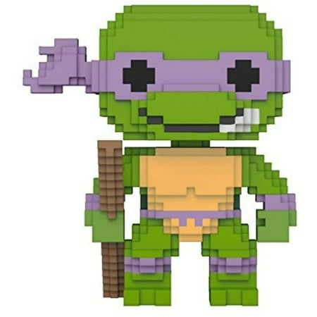 FUNKO 8-BIT POP!: Teenage Mutant Ninja Turtles - Donatello - Ninja Turtle Cake Pops