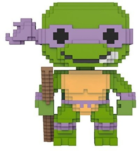 FUNKO 8-BIT POP!: Teenage Mutant Ninja Turtles - Donatello