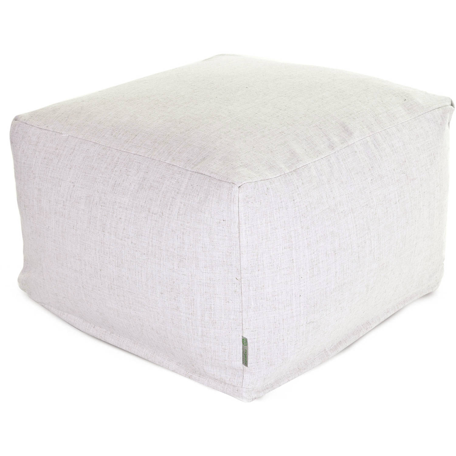 Majestic Home Goods Wales Bean Bag Ottoman
