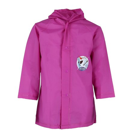 Disney Kid's Frozen Elsa and Anna Rain Coat - image 2 of 2