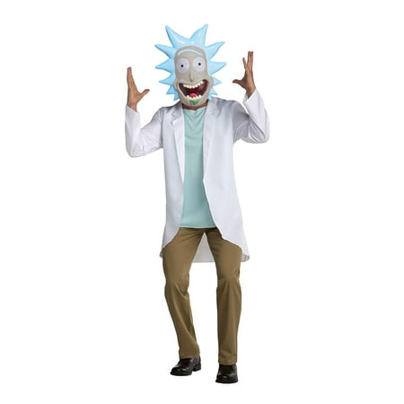 Rick and Morty Rick Men's Costume - Small 38 - image 1 de 1