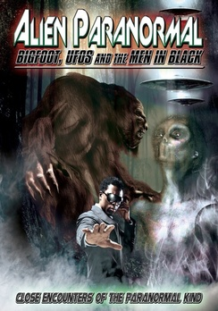 Alien Paranormal: Bigfoot UFOs & Men in Black (DVD) by Reality Entertainment