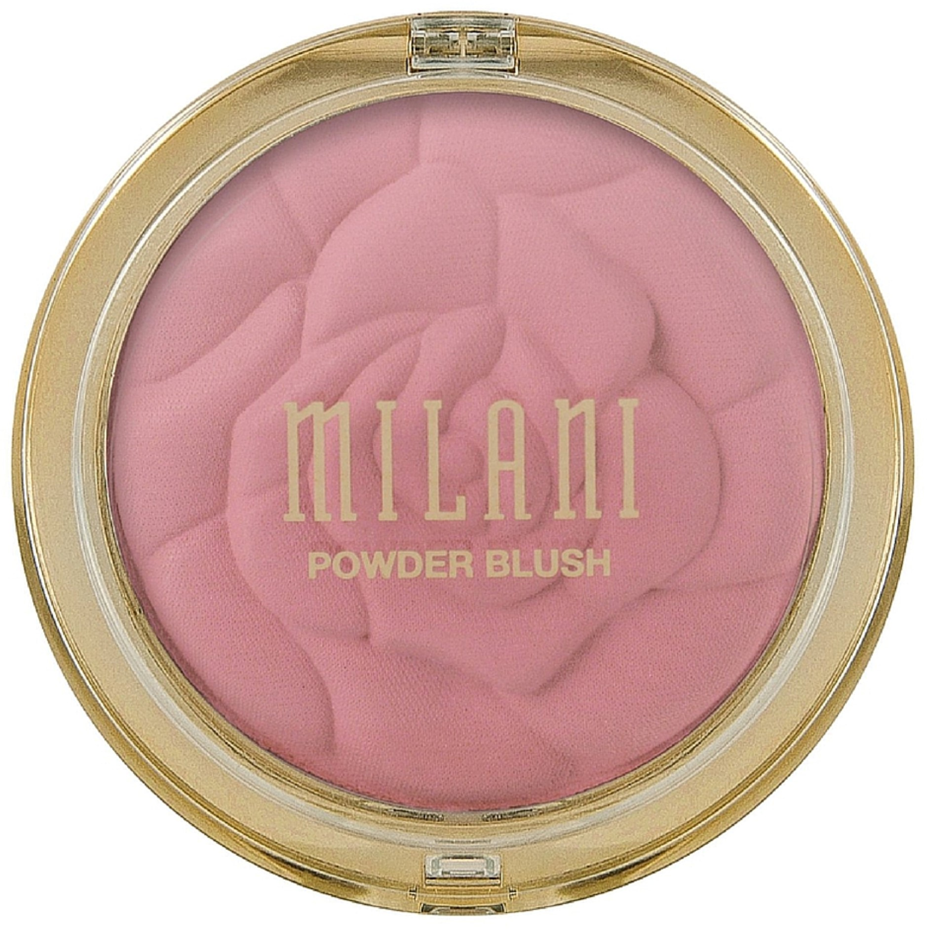 Milani Powder Blush, Romantic Rose [01] 0.60 oz (Pack of 2)