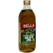 Bella Extra Virgin Olive Oil, 34 oz (Pack of 6)