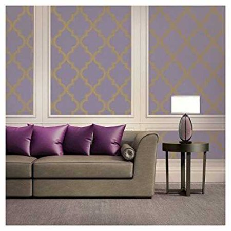 Devine Color Cable Stitch Wallpaper   Starlight