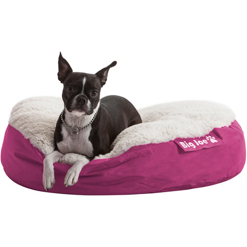 "Big Joe Round Pet Bed, 28"" Diameter"