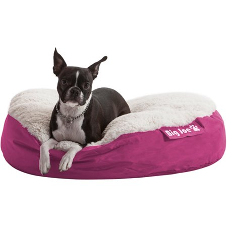Big Shrimpy Original Bed (Big Joe Round Pet Bed, 28