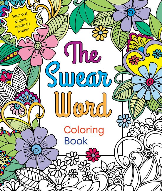 - The Swear Word Coloring Book - Walmart.com - Walmart.com