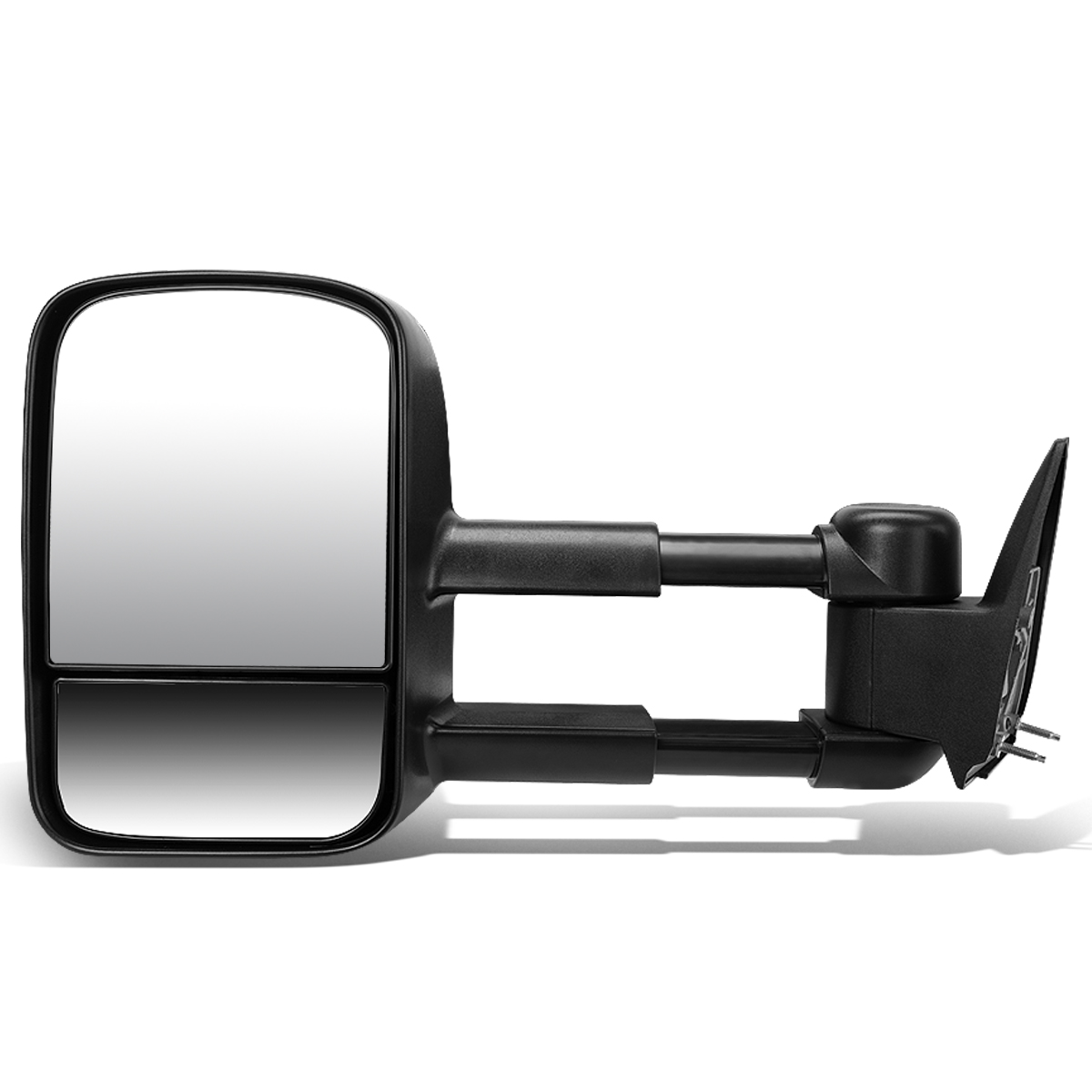 For 1992-1999 Chevy Tahoe/GMC Yukon Manual Adjustment Tow Towing Mirror (Left/Driver)