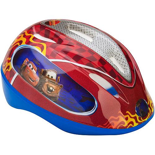 Disney 3D Cars Child's Bike Helmet