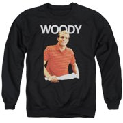 Cheers Woody Mens Crewneck Sweatshirt