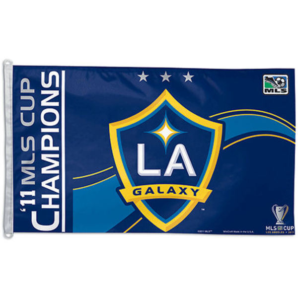Los Angeles Galaxy MLS Flag